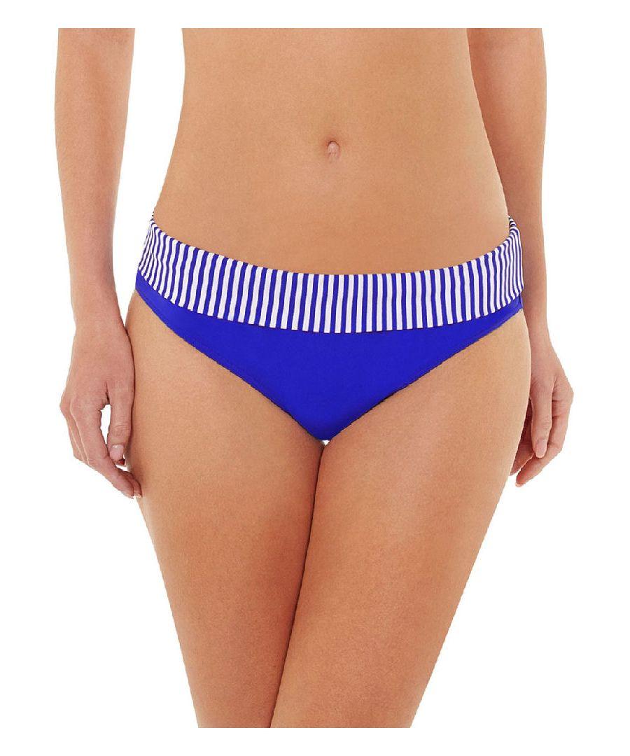 Image for Riviera Fold Over Bikini Brief