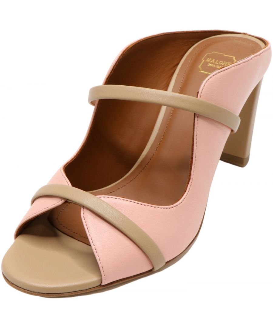 Image for Malone Souliers Women's Norah Nappa Leather Heel