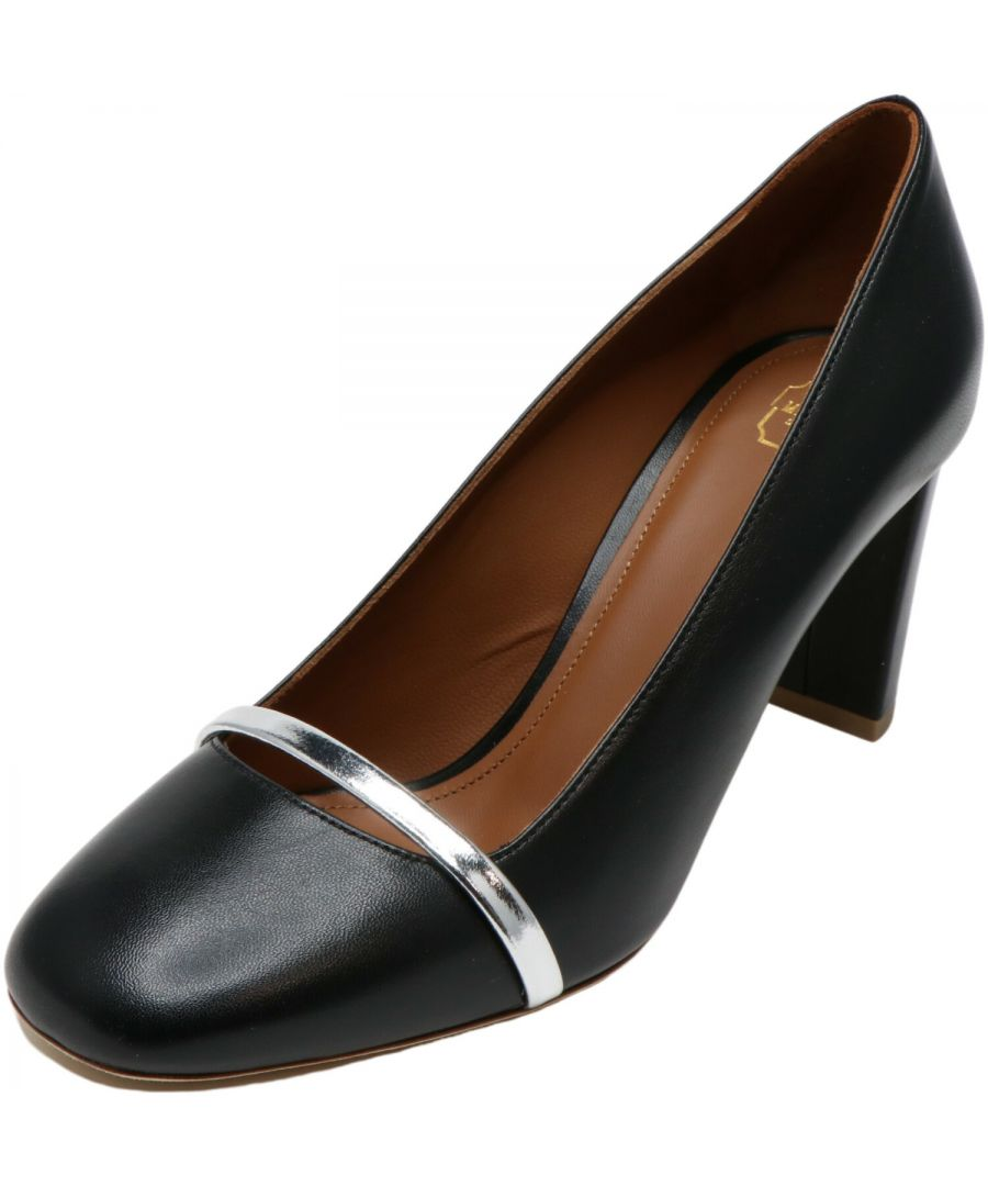 Image for Malone Souliers Women's Lorena Nappa Pumps Ankle-High Leather Pump