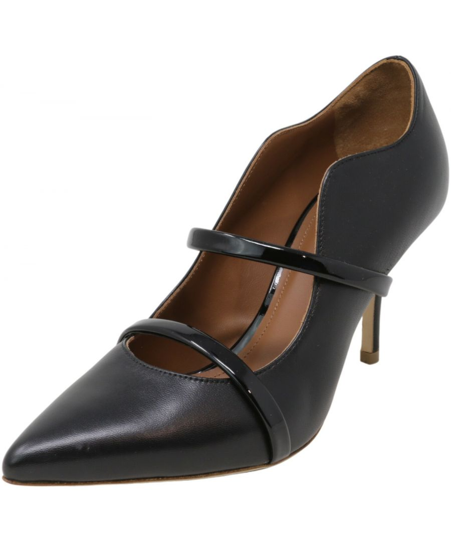 Image for Malone Souliers Women's Maureen Nappa Pump Ankle-High Leather