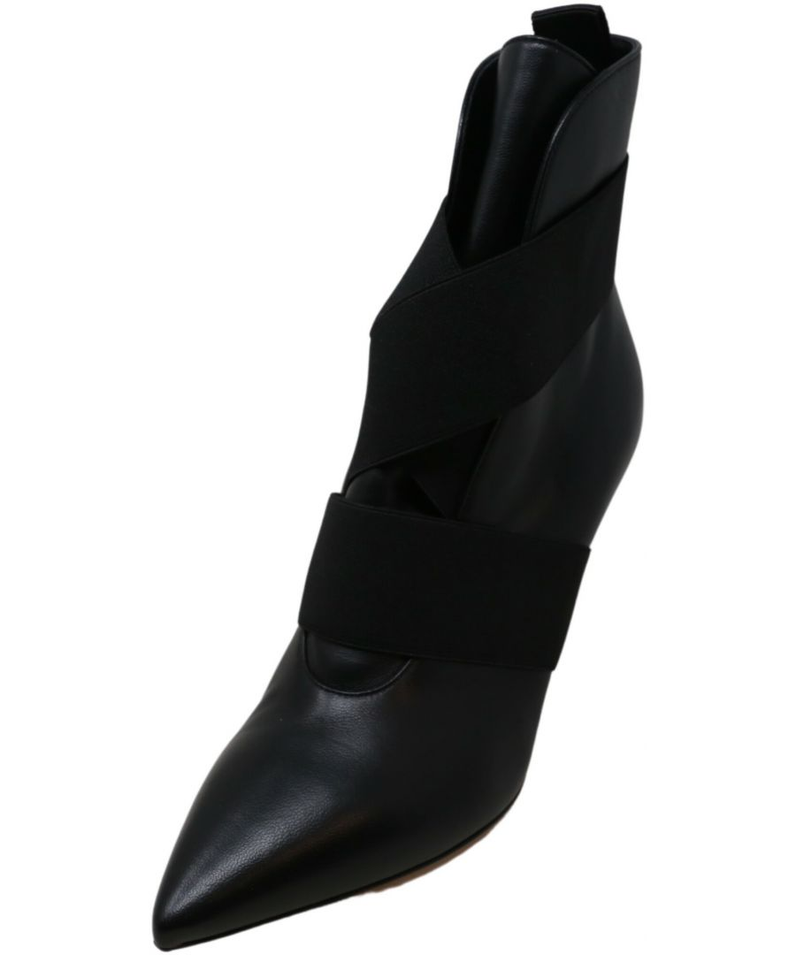 Image for Gianvito Rossi Women's Pilar High-Top Leather Boot