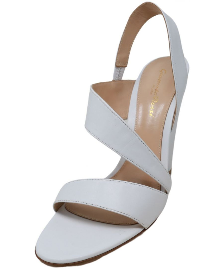 Image for Gianvito Rossi Women's Viola Ankle-High Leather Sandal