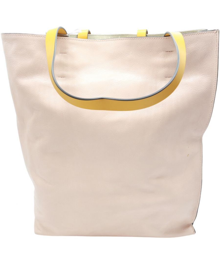 Image for Marni Women's Large Museo Bag Leather Tote