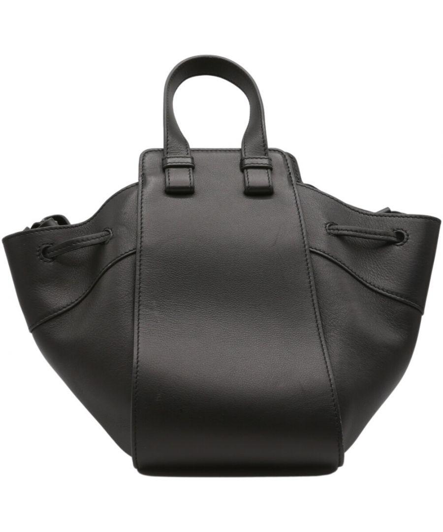Image for Loewe Women's Small Hammock Bag Leather Top-Handle