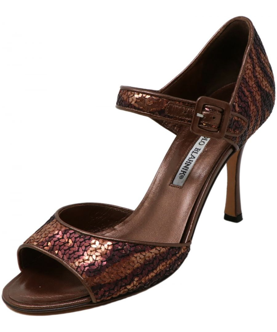 Image for Manolo Blahnik Women's Caldo Pump Ankle-High Fabric