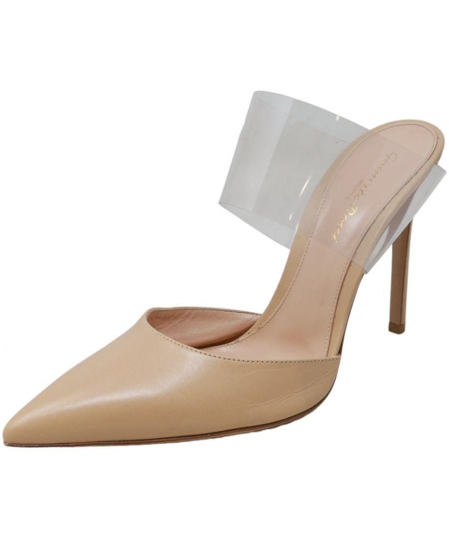 Image for Gianvito Rossi Women's Vitello Leather Pump