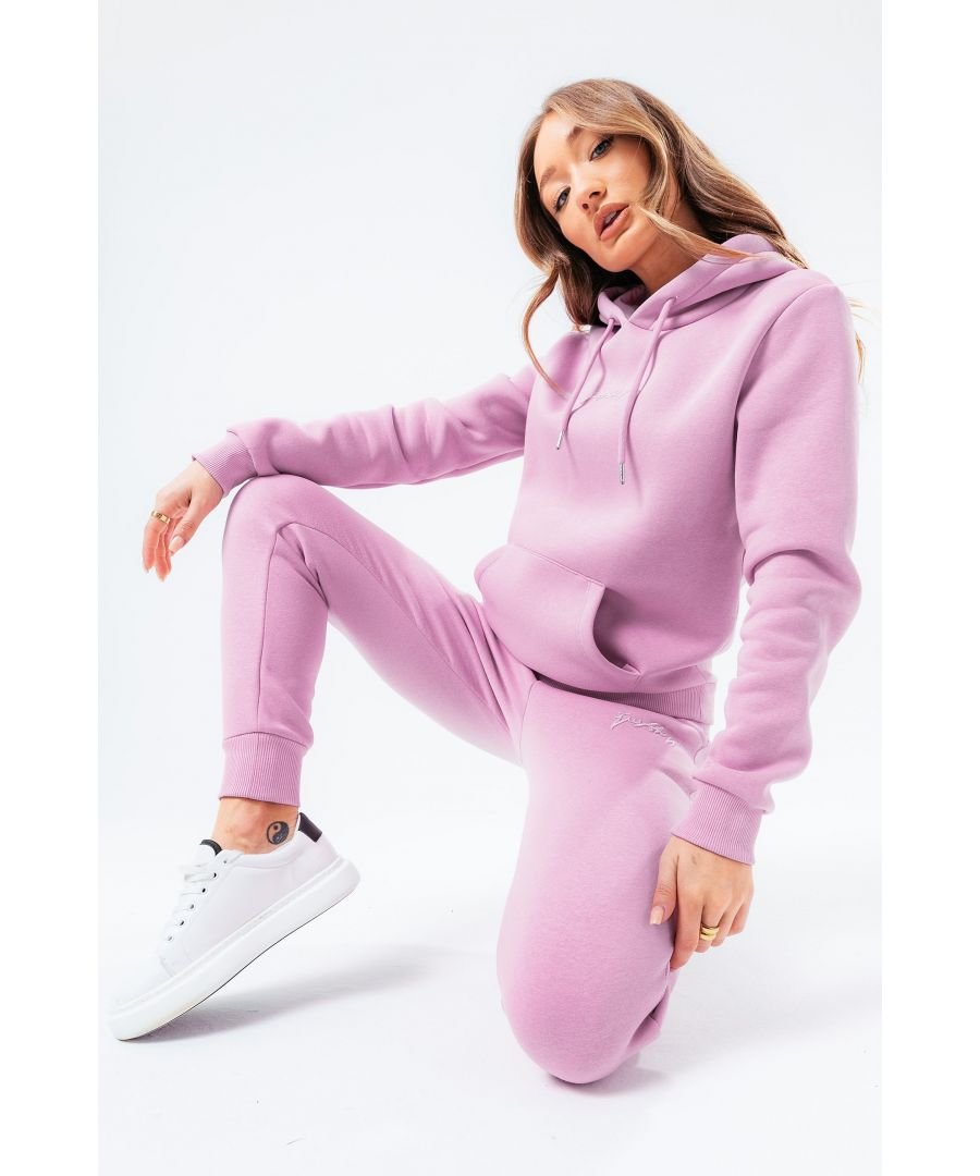 Image for Hype Pink Scribble Women's Tracksuit