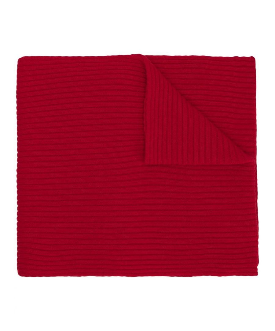 Image for PEUTEREY MEN'S PEU338899011947019 RED VISCOSE SCARF