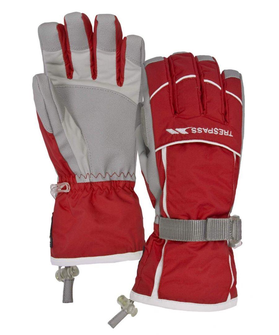 Image for Trespass KARLA Gloves-RUBY
