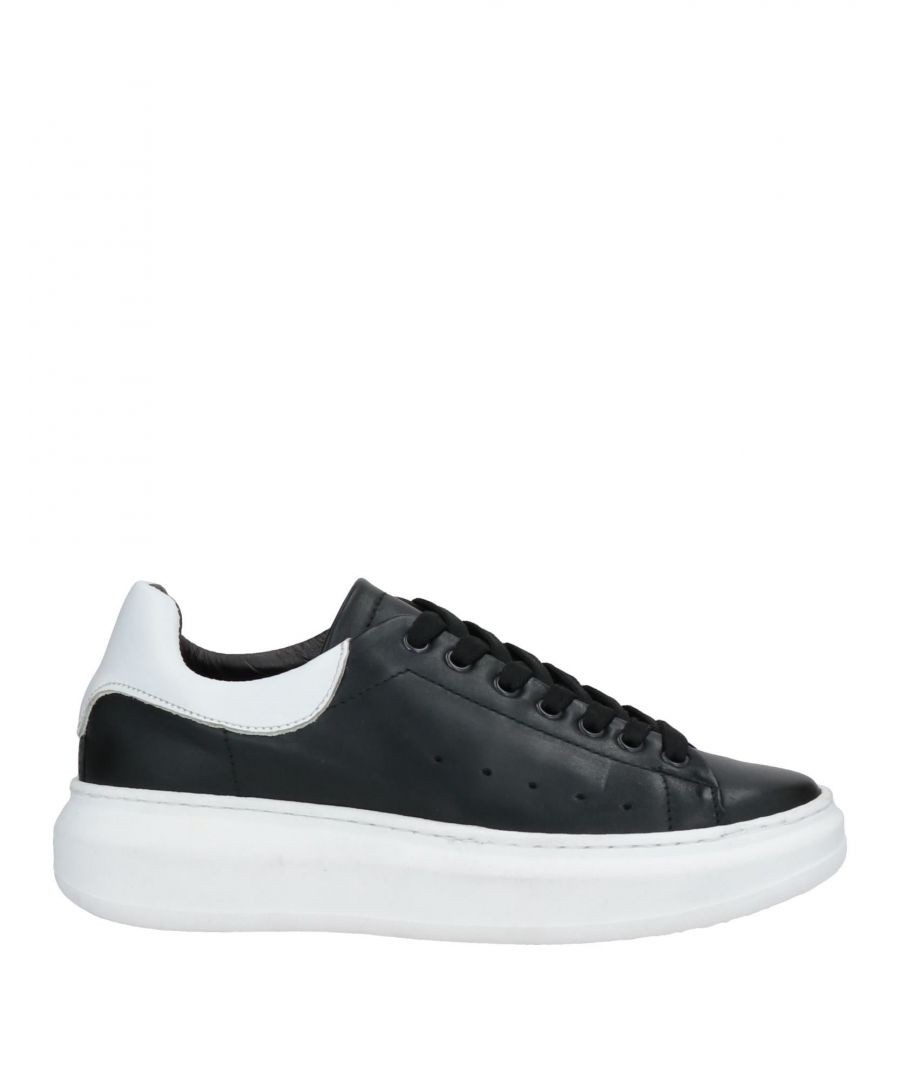 Image for Roberto Della Croce Woman Low-tops & sneakers Black Leather