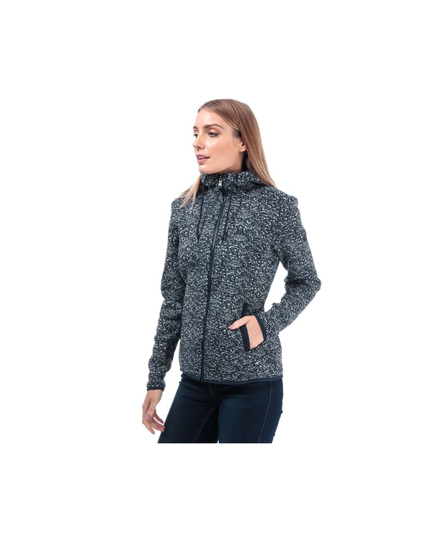 Image for Women's Jack Wolfskin Belleville Jacket in Midnight