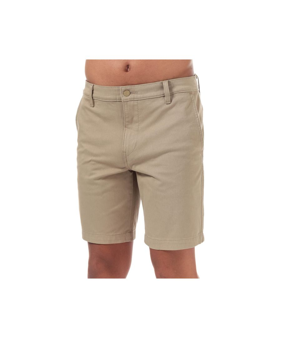 Image for Men's Levis Chino Taper Short in Sand