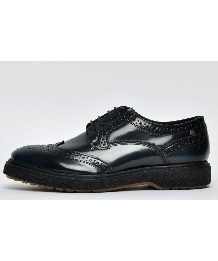 Image for Base London Clash Leather Men's Trainers