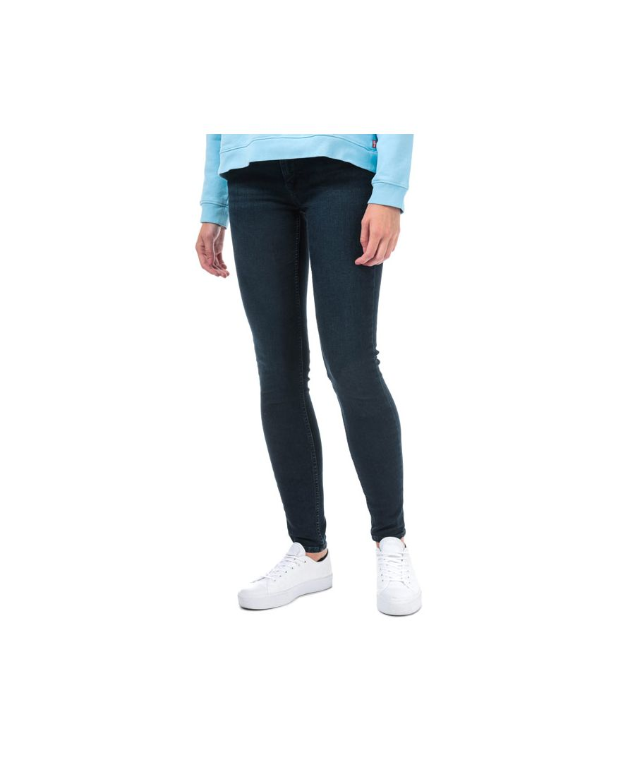 Image for Women's Levis Innovation Super Skinny Jeans in Denim