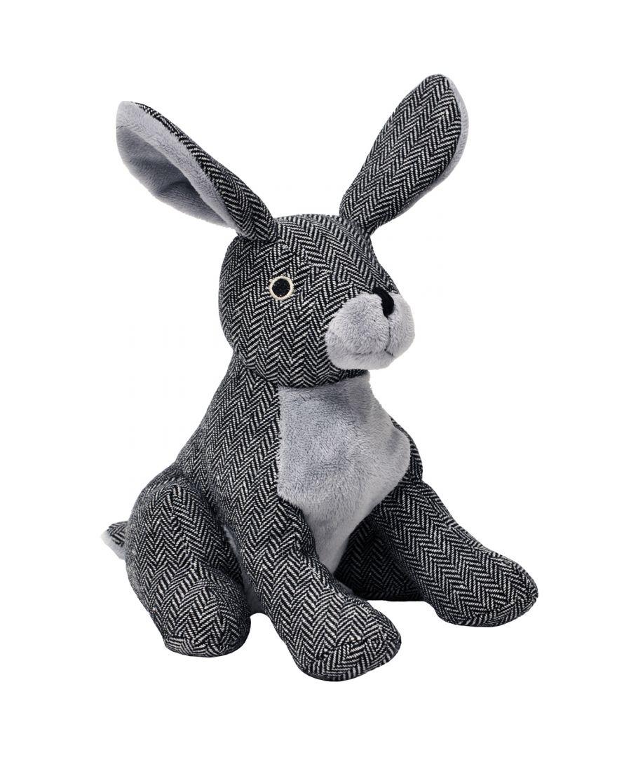Image for Roger Rabbit Door Stop Grey
