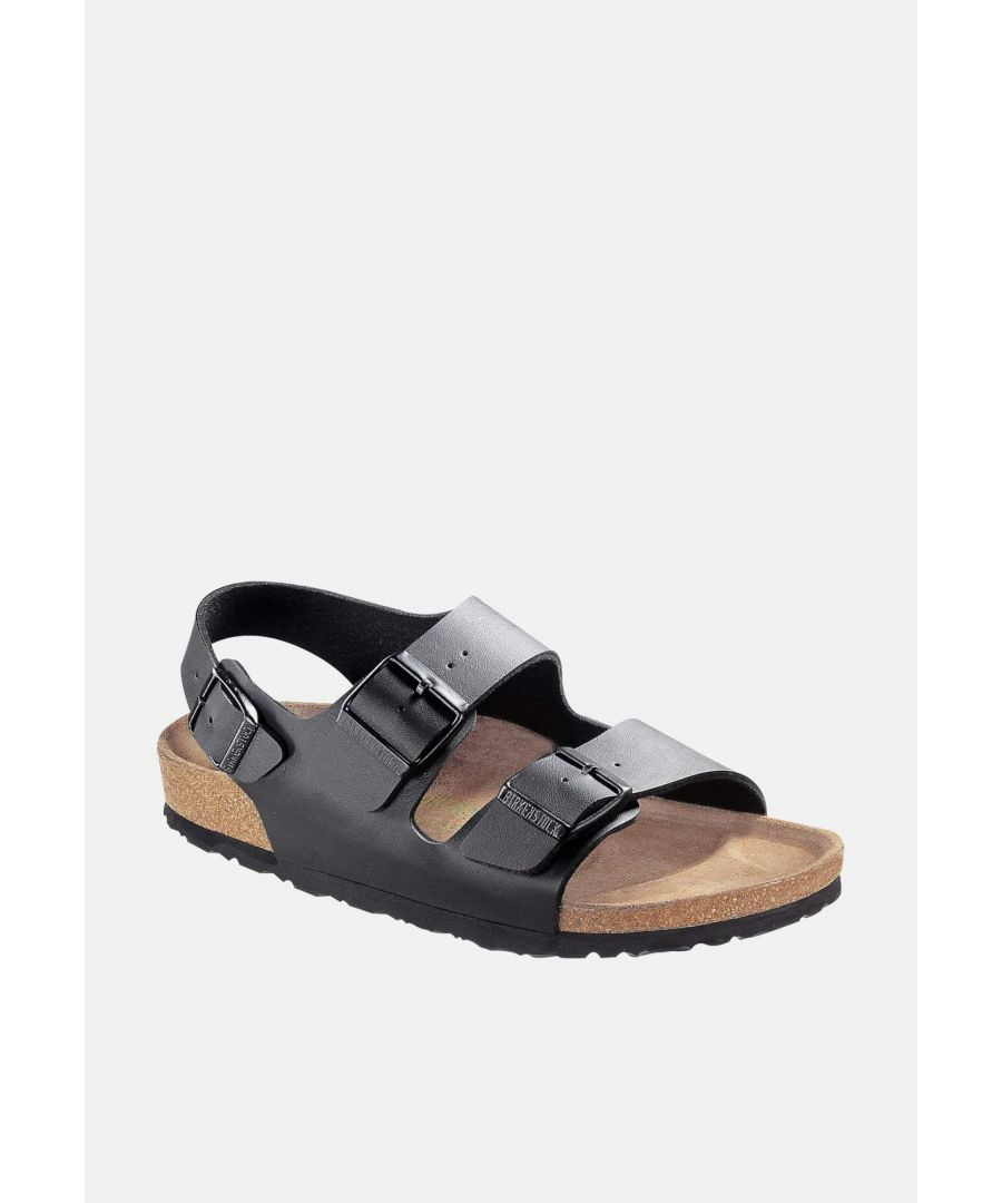 Image for Birkenstock Milano Regular Fit Black 034791
