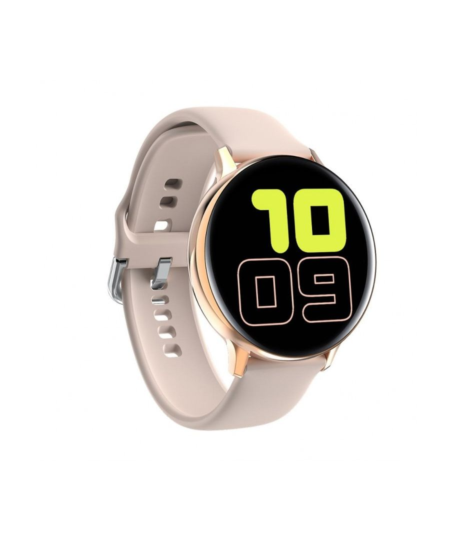Image for Smartwatch for Men and Women, IP68 Full Touch Screen, Heart Rate Monitor, Compatible with IOS / Android.