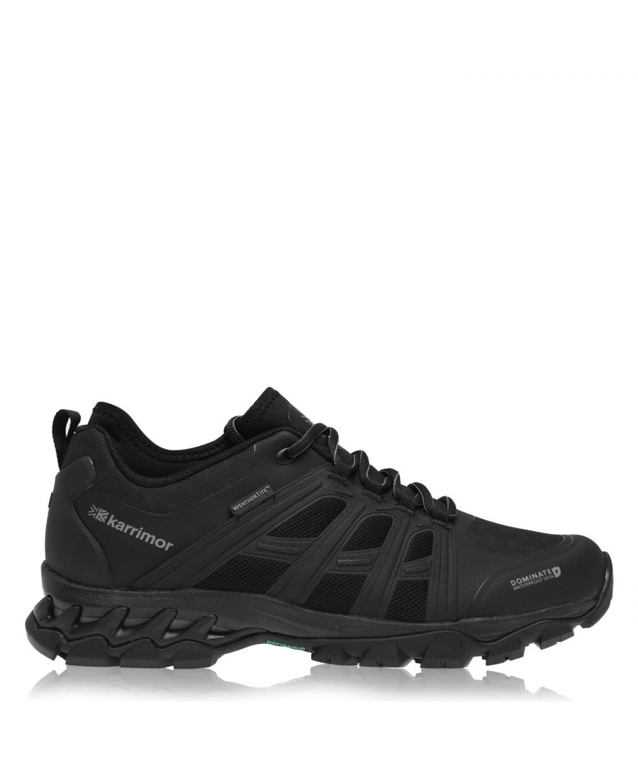 Image for Karrimor Mens Dominator Trainers Sneakers Hiking Trekking Outdoor Sports Shoes