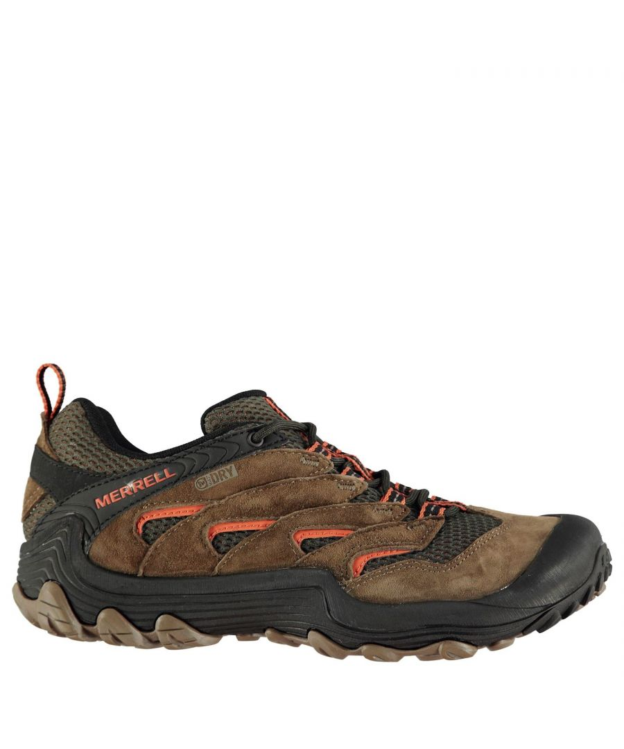 Image for Merrell Mens Chameleon 7 Limit Walking Shoes Trekking Hiking Waterproof Trainers
