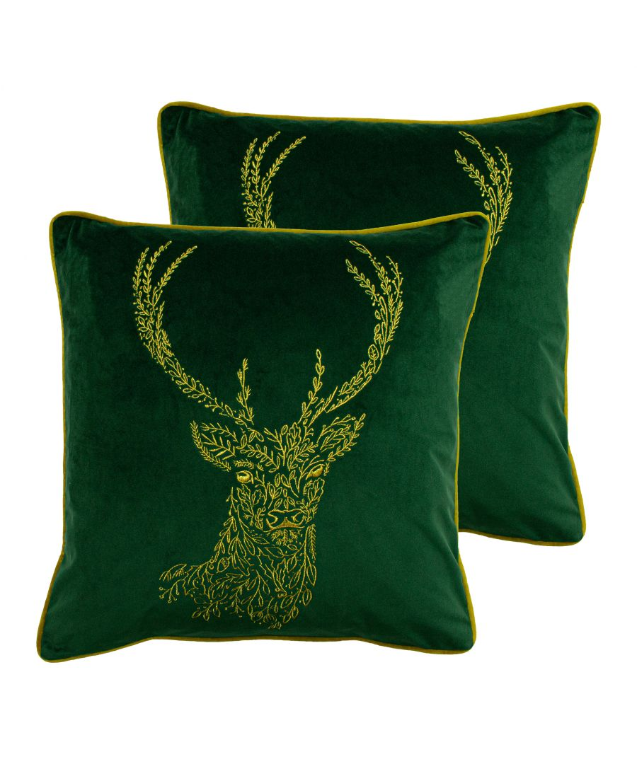 Image for Forest Fauna Cushions (Twin Pack)