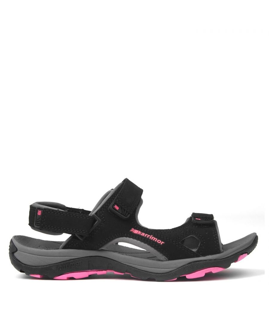 Image for Karrimor Womens Antibes Ladies Sandals Summer Walking Shoes Footwear