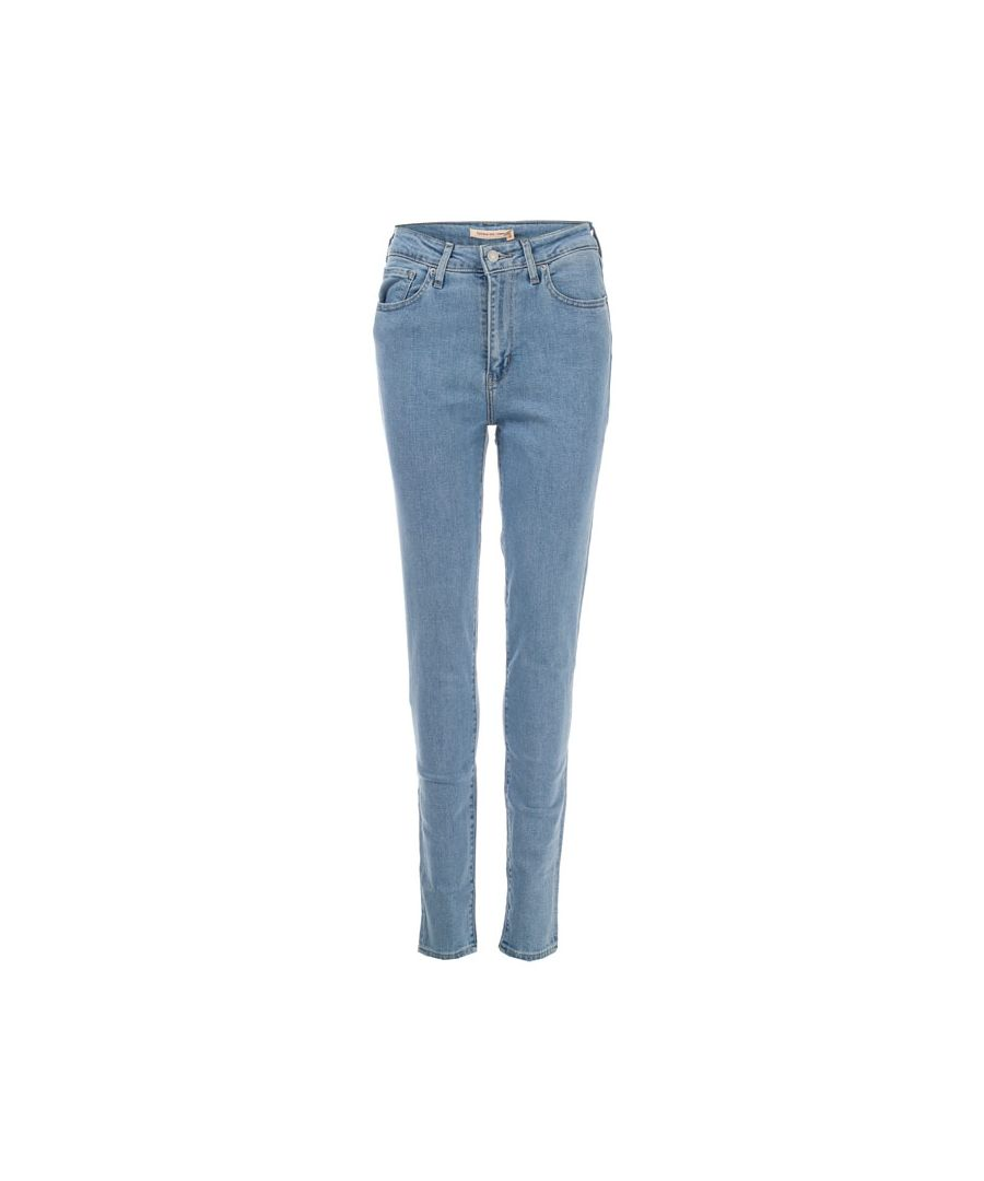 Image for Women's Levis 721 High Rise Skinny Jeans in Denim