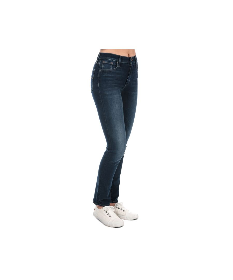 Image for Women's Levis 724 High Rise Straight Next Episode Jeans in Denim