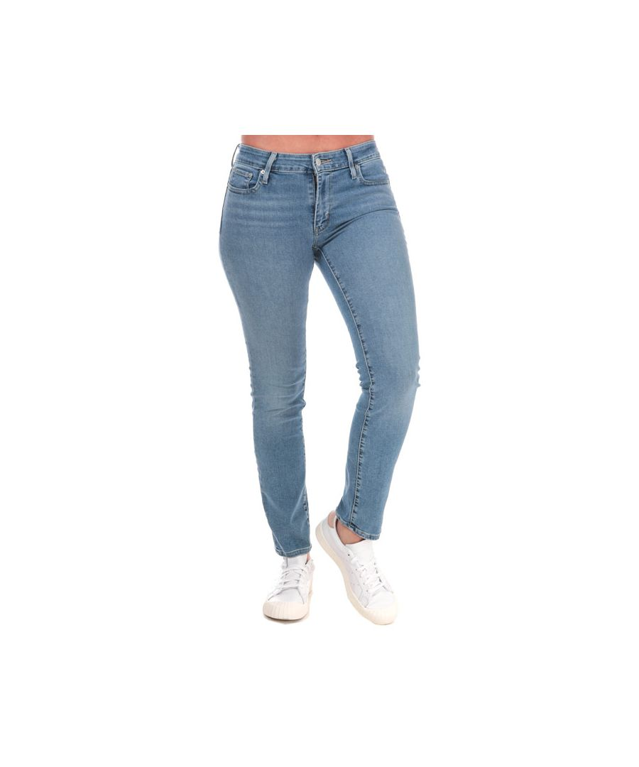 Image for Women's Levis 712 Slim Call Of Duty Jeans in Denim