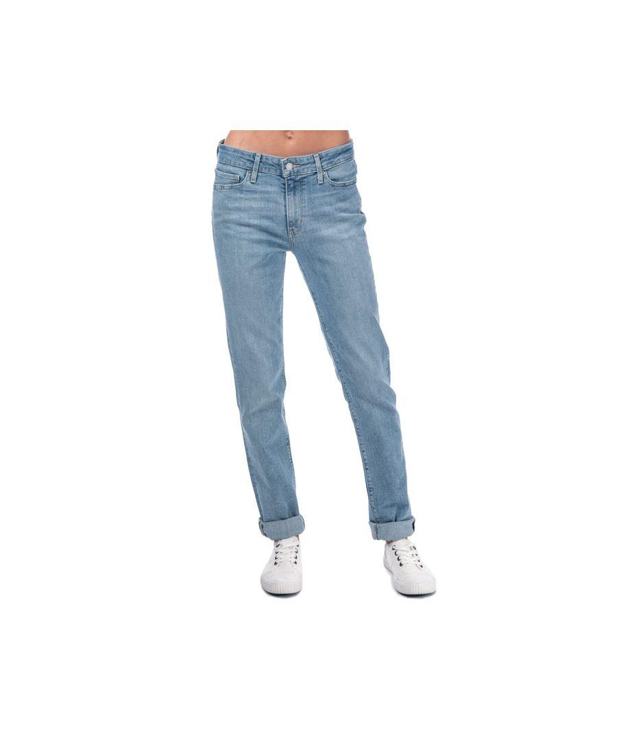 Image for Women's Levis 712 Slim New Method Jeans in Denim