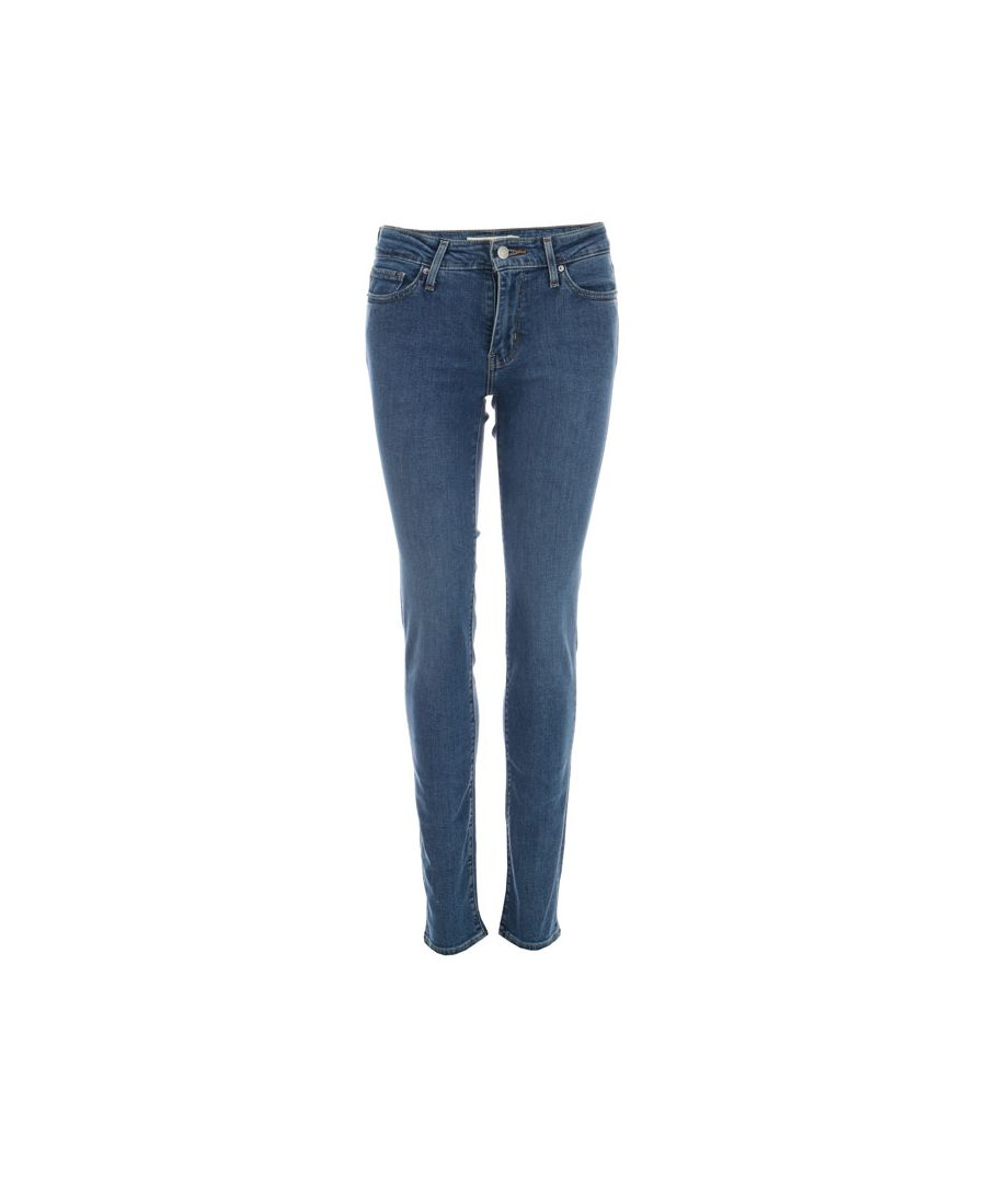 Image for Women's Levis 712 Slim Los Angeles Breeze Jeans in Denim