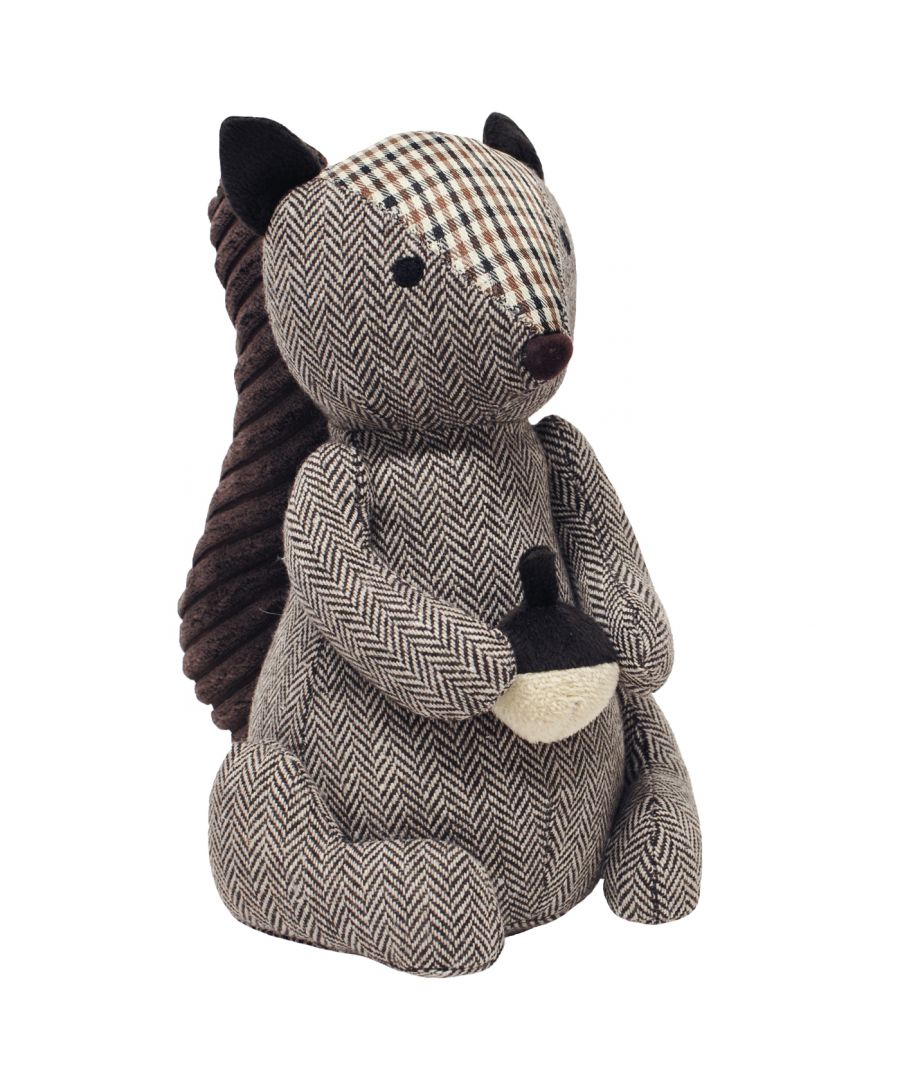 Image for Squirrel Doorstop, Brown