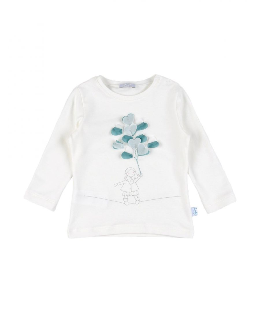 Image for Il Gufo Girl T-shirts Cotton