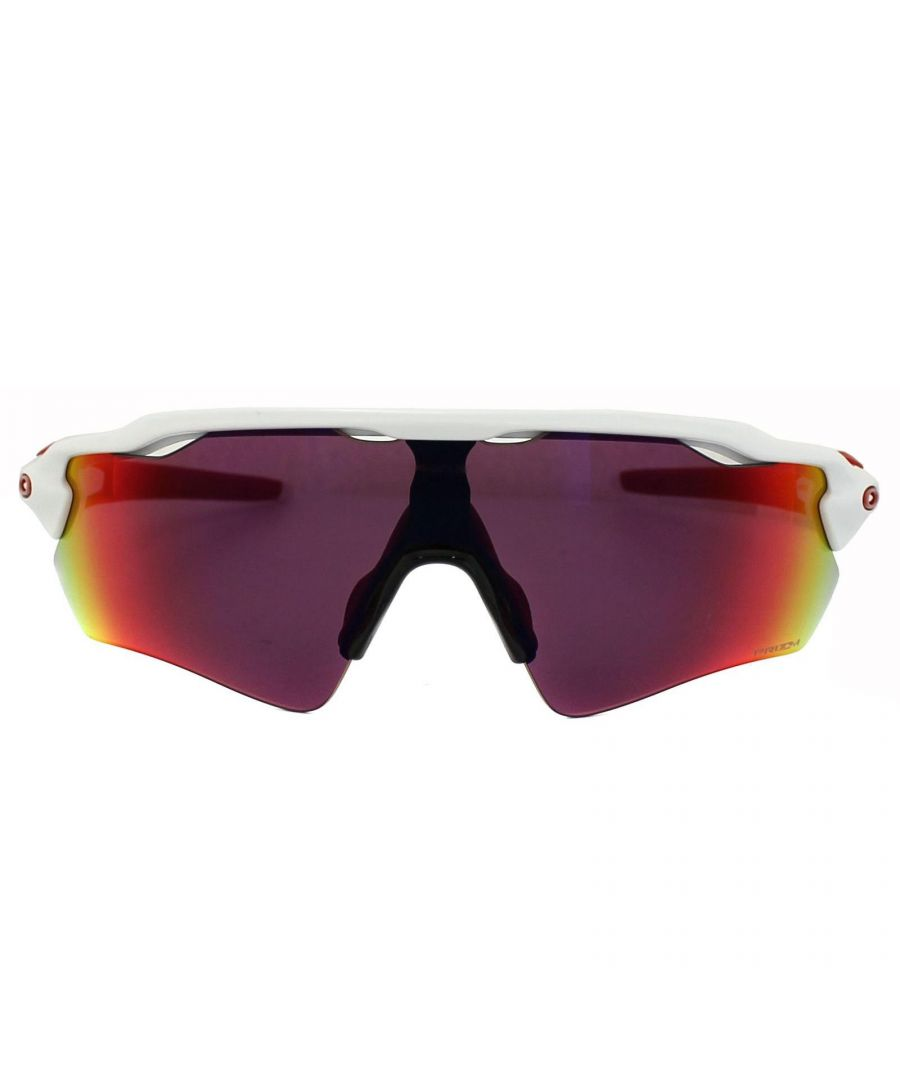 Image for Oakley Sunglasses Radar EV Path OO9208-05 Polished White Prizm Road