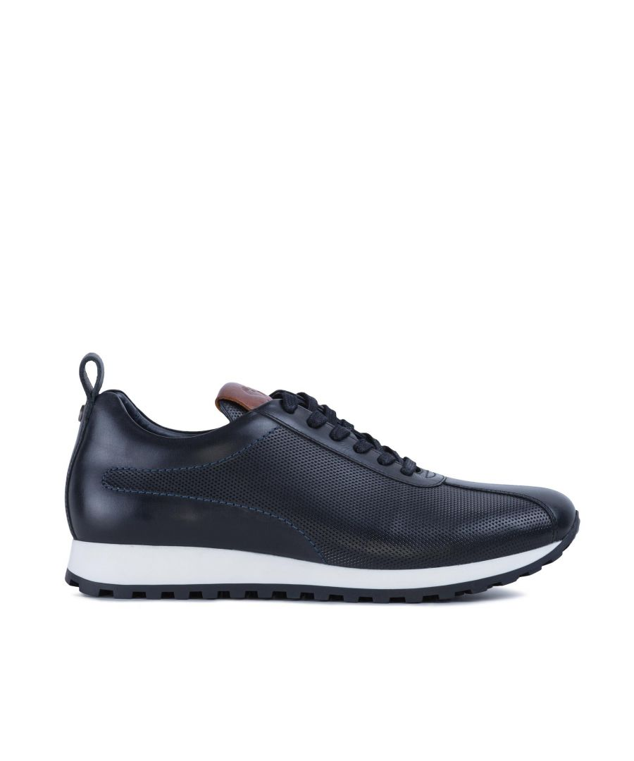 Image for Goodwin Smith Mens Gs Axel Black Trainer