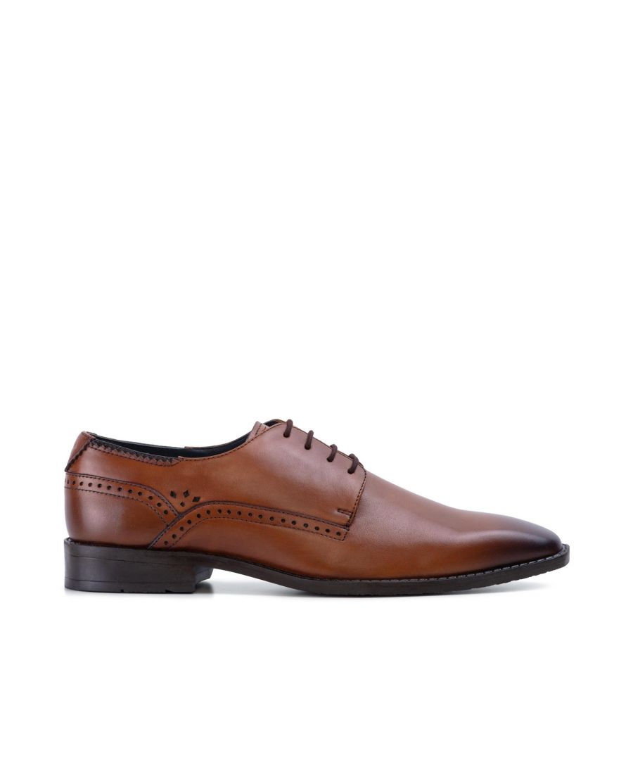 Image for Goodwin Smith Mens Gs Damian Tan Derby Brogue