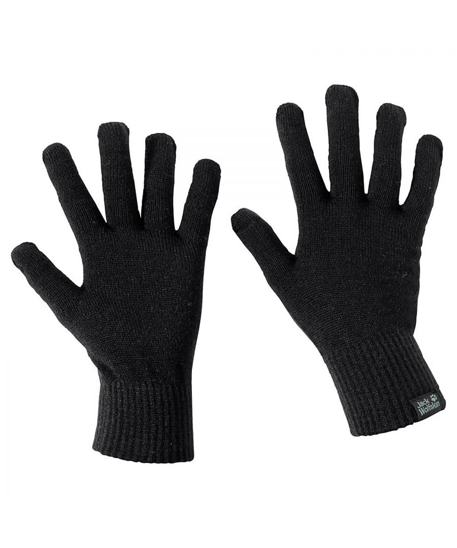Image for Jack Wolfskin Touch Knit Gloves