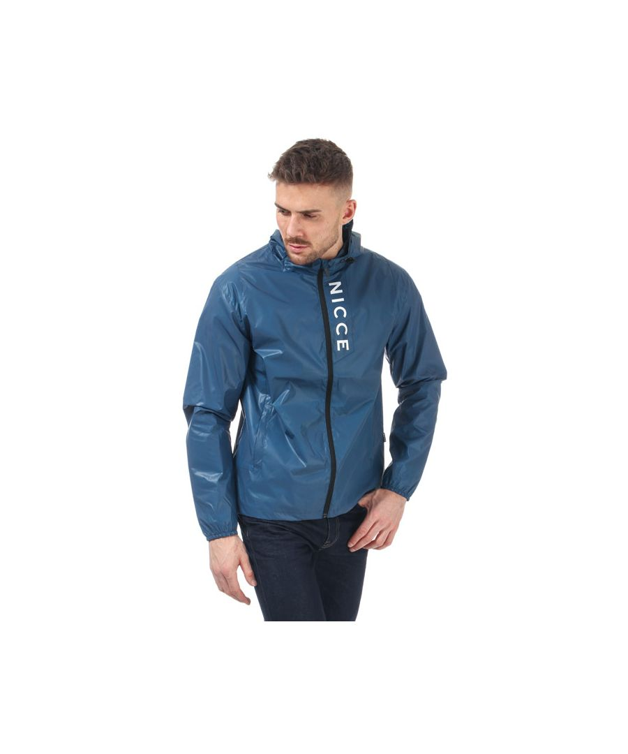 Image for Men's NICCE Verto Jacket in Navy