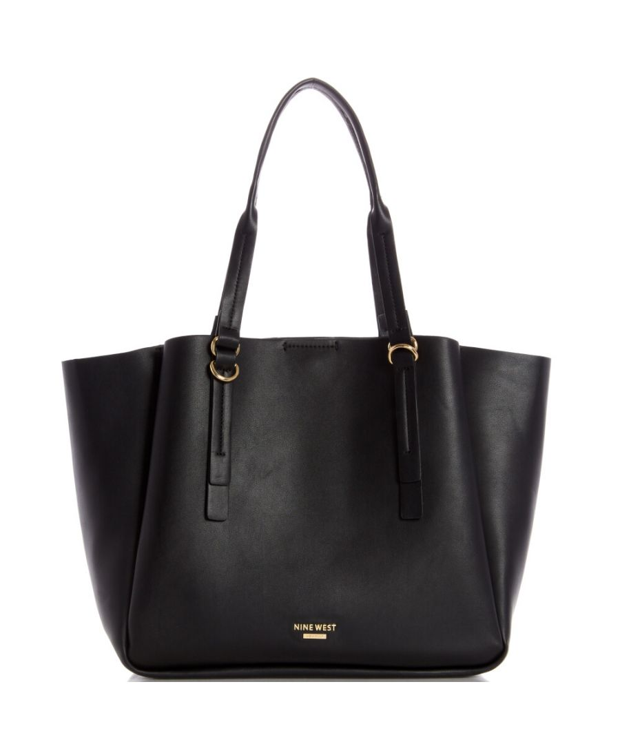 Image for Nine West Women's Maisie Tote - Black