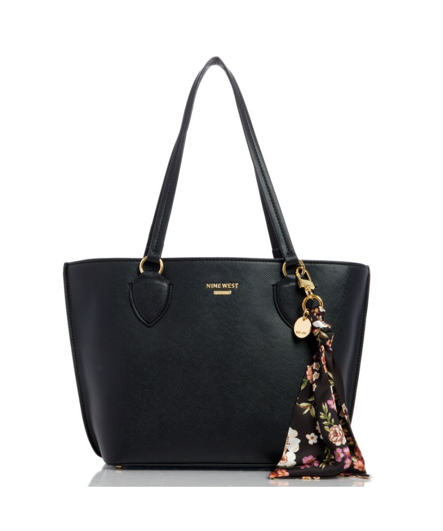 Image for Nine West Women's Payton Small Tote - Black