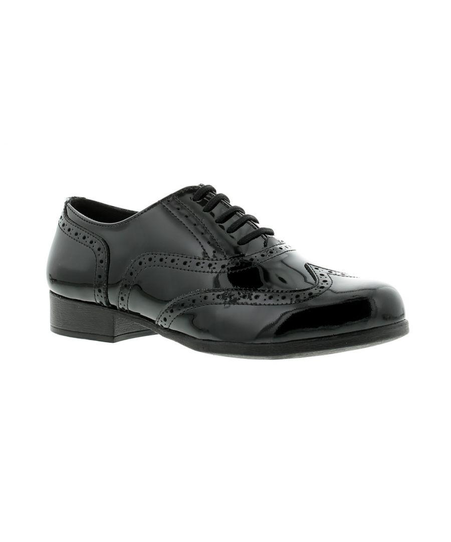 Image for Hush Puppies kada Womens Flat Shoes black
