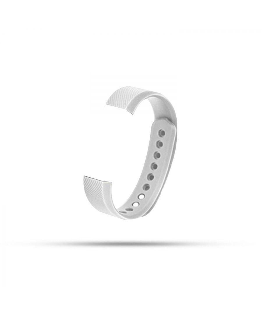 Image for Aquarius Fitbit Alta Classic Replacement Straps Alta White