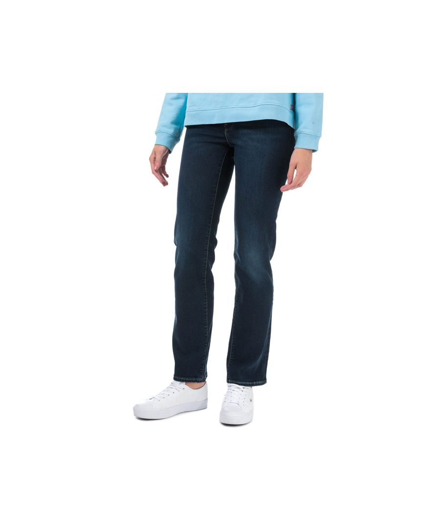 Image for Women's Levis 314 Shaping Straight Jeans in Denim
