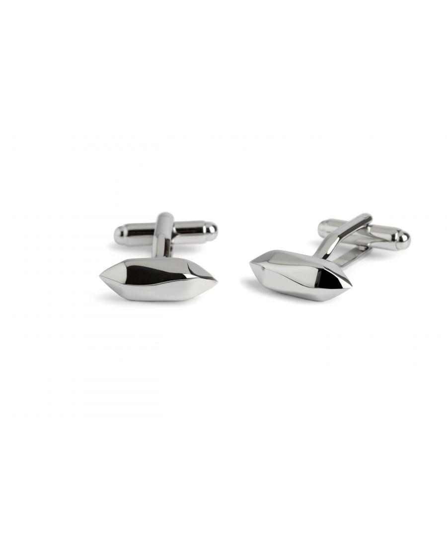 Image for Buckminster Lozenge Cufflinks