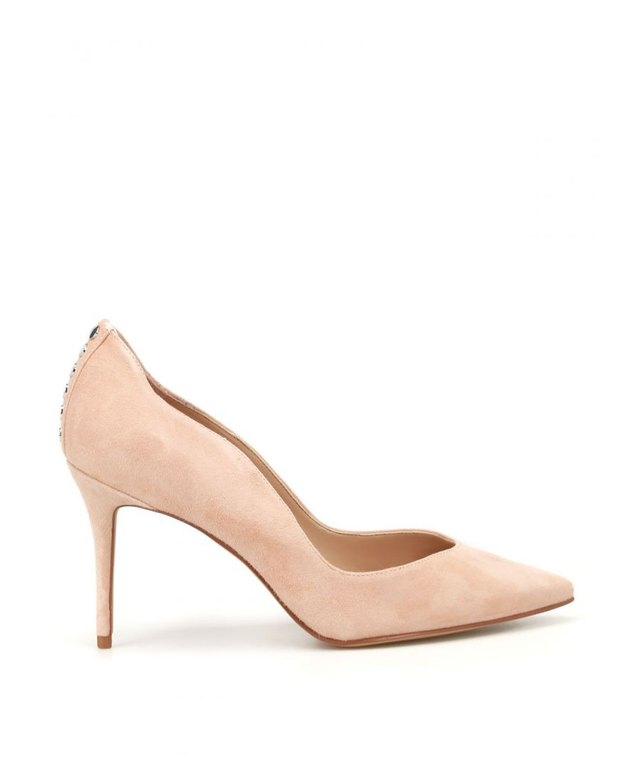 Image for KENDALL + KYLIE WOMEN'S BRIANNA12MNA PINK SUEDE PUMPS