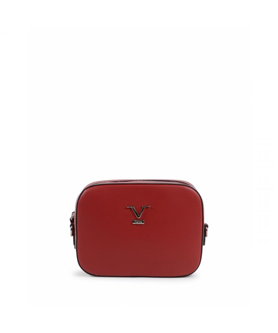 Image for 19V69 Italia Women's Camera Bag Red V0322 RUGA ROSSO