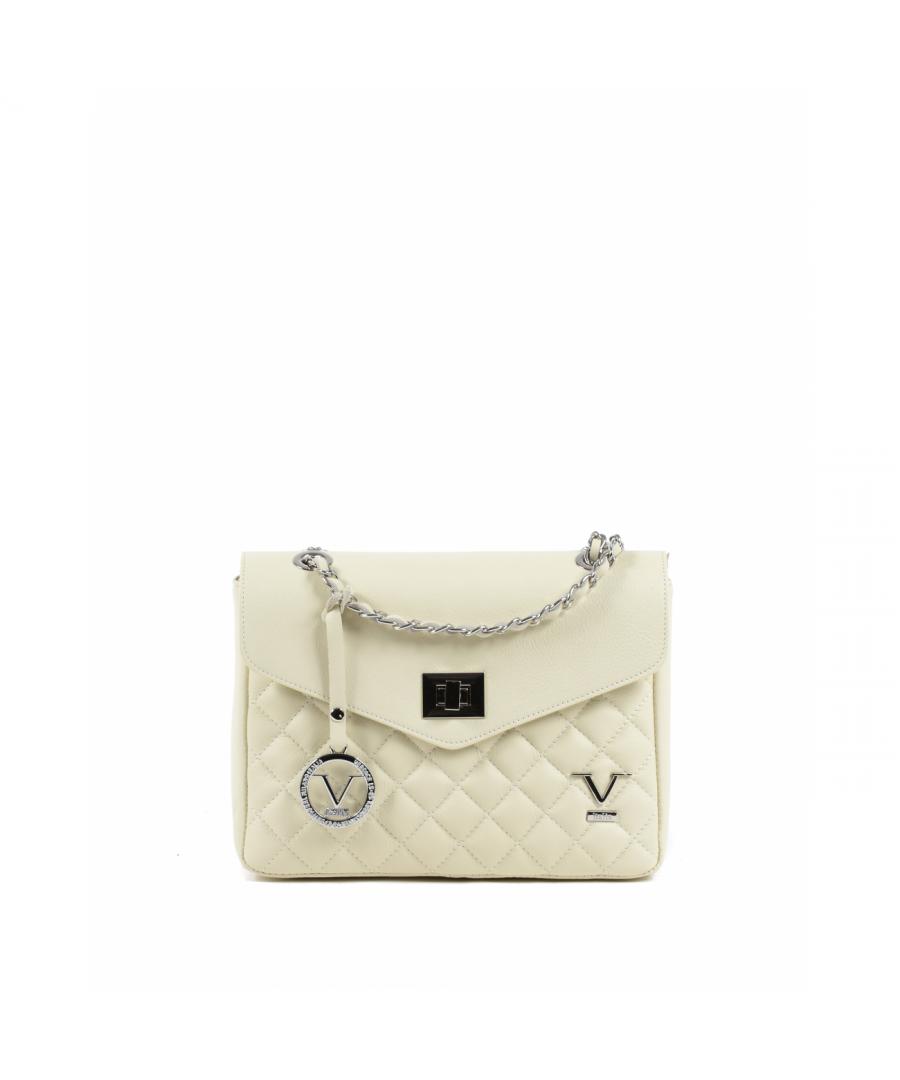 Image for 19V69 Italia Womens Handbag Beige V024-S SAUVAGE BEIGE