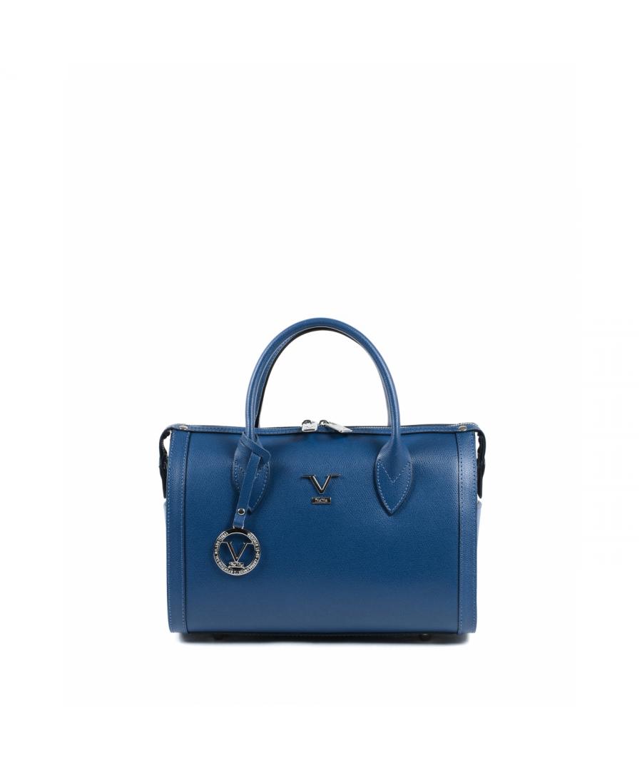 Image for 19V69 Italia Womens Handbag Bluette V014-S PALMELLATO BLUETTE