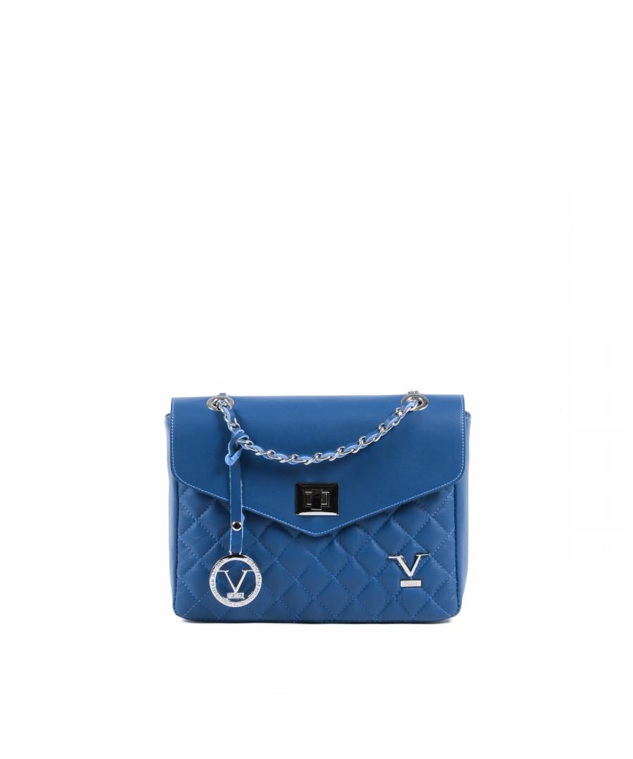 Image for 19V69 Italia Womens Handbag Bluette V024-S SAUVAGE BLUETTE