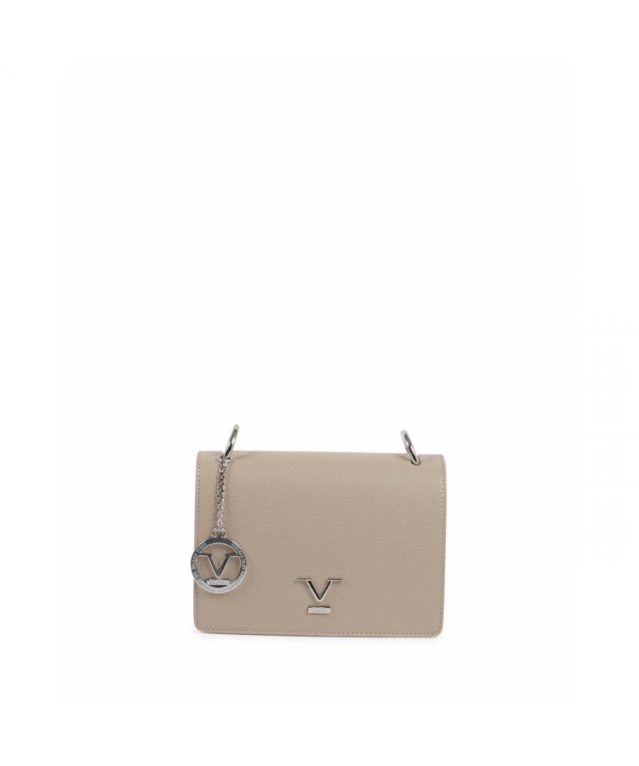 Image for 19V69 Italia Womens Handbag Taupe V1758 CERVO TAUPE