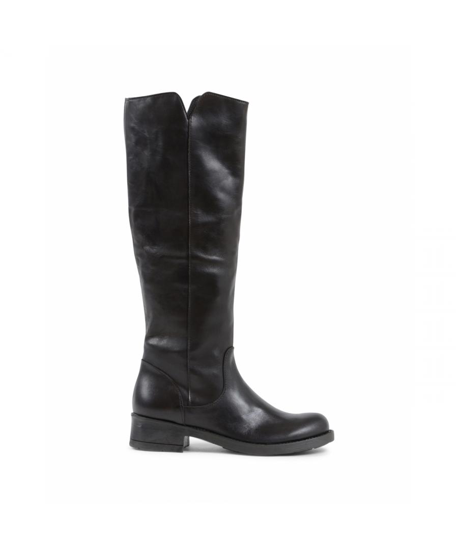 Image for 19V69 Italia Womens High Boot Brown 023 VITELLO T. MORO